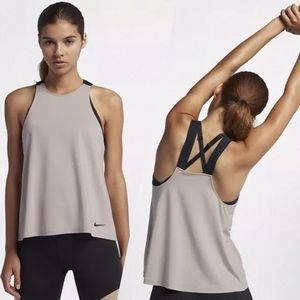 Nike Dri Fit Elevated Loose tank top 'just do it'